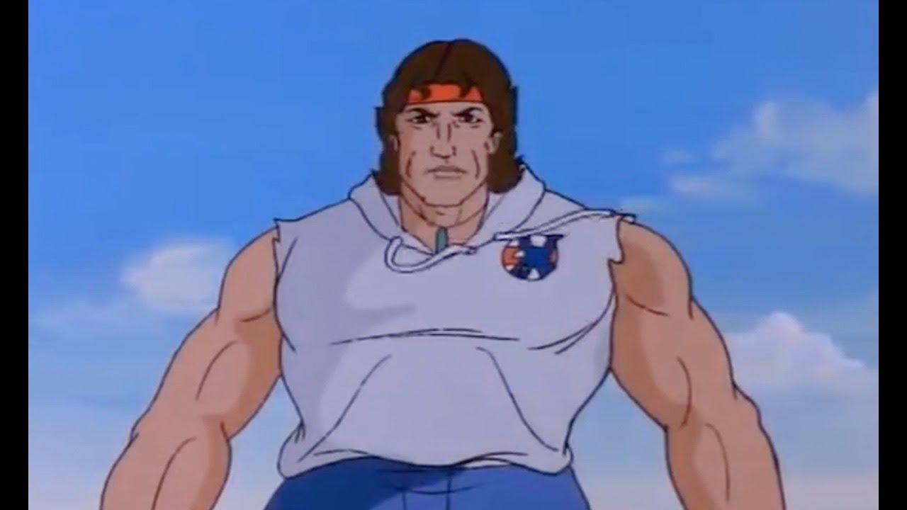 1980's Rambo Cartoon - Funniest Moments - YouTube