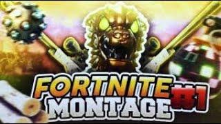 Fortnite* montage