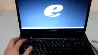 eMachines e528 замена процессора на Core 2 Duo T9400