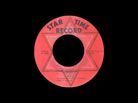 "Rudo - Freedom + Version (STAR TIME) 7"""