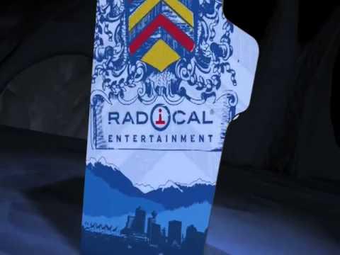 radical entertainment sound logo