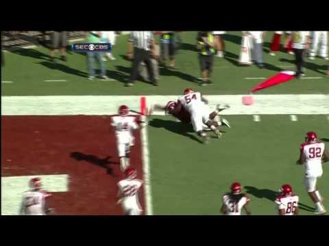 Trent Richardson vs Arkansas 2011
