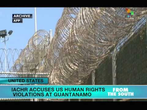 United States Accused of Human Rights Violations at Guantanamo