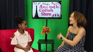 Aniyah Cotton Show  Feat Young Jas From 97.9 The Box Morning Show