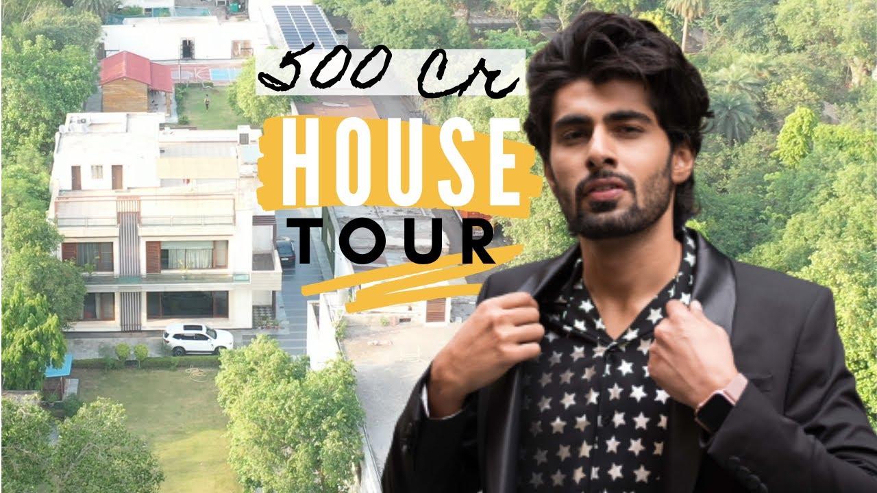 Download 500 CRORE House Tour | Mridul Madhok