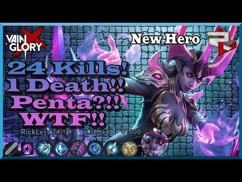 *New Hero* The Most Broken Hero Ever Released?! Vainglory 5v5