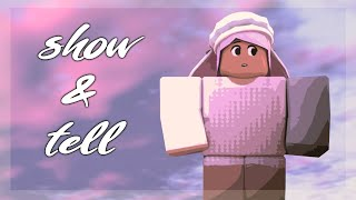 Melanie Martinez - Spettacolo e Tell (Roblox Music Video) Moonfallx
