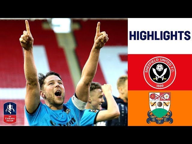 Barnet Cause Brilliant Cupset! | Sheffield United 0-1 Barnet | Emirates FA Cup 18/19