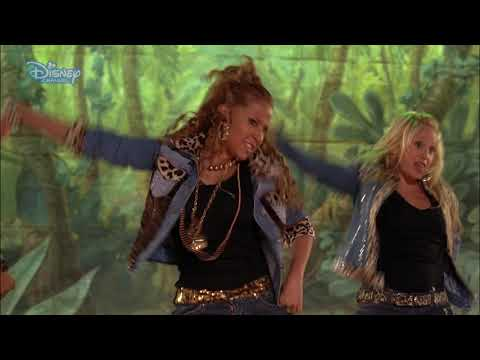 The Cheetah Girls | The Party Is Just Begun - Music Video - Disney Channel Italia