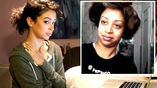 REACTING TO MY CRINGEY VINES! Liza Koshy