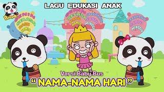 Nama Nama Hari ♫ Lagu anak populer ❤ Kartun BabyBus ❤ Lagu nama nama hari