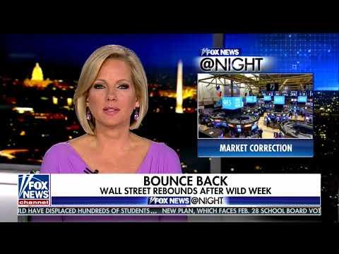 Fox News @ Night - Shannon Bream - February 12, 2018 - Archive