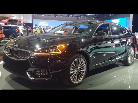 2018 kia cadenza review walkthrough features specifications youtube. Black Bedroom Furniture Sets. Home Design Ideas