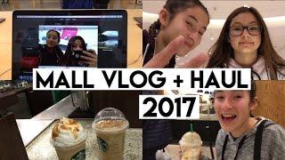 Mall Vlog  Haul