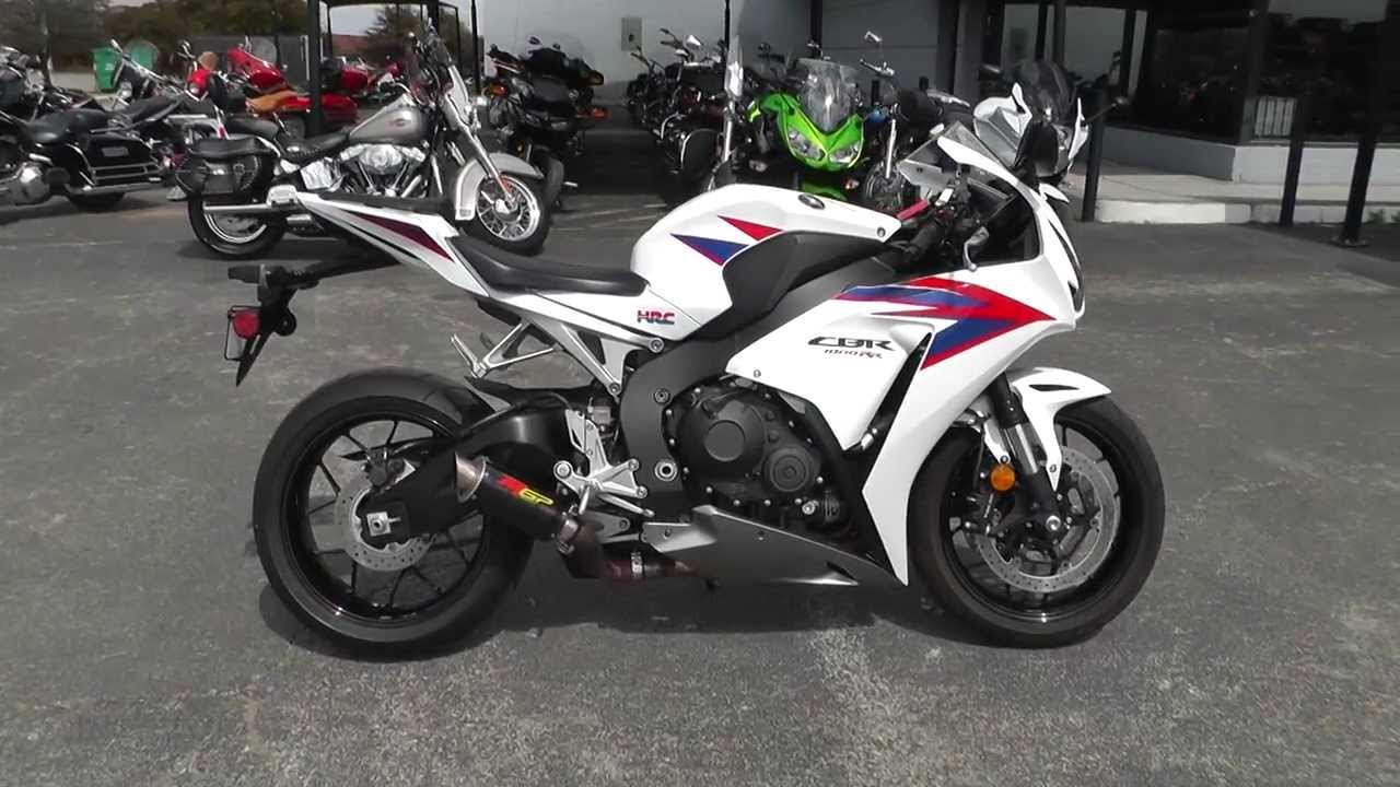 400945 2012 Honda CBR1000RR Used Motorcycle For Sale