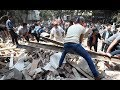 9/19/2017 - Earthquake Hits Mexico City - Part2 (Compilation)