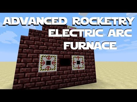 Advanced Rocketry Tutorial Part 2 - Electric Arc Furnace