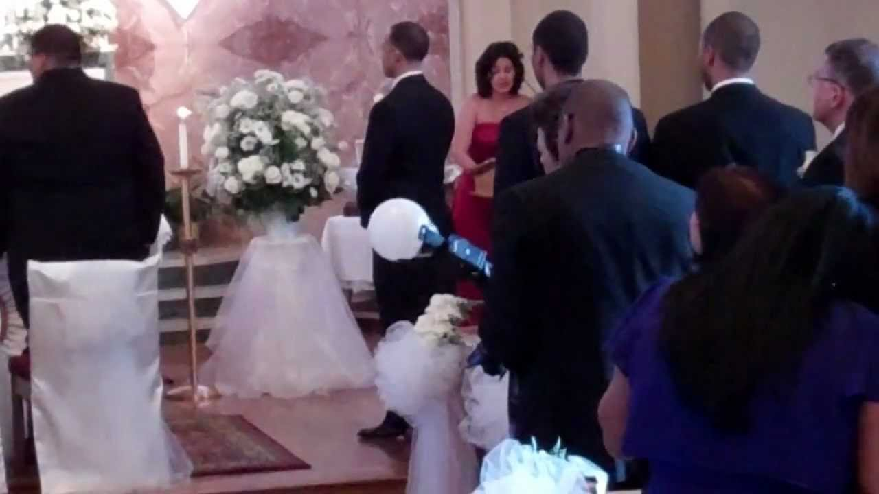 Ave Maria Wedding Entrance Song for Adelyn and Jason - YouTube