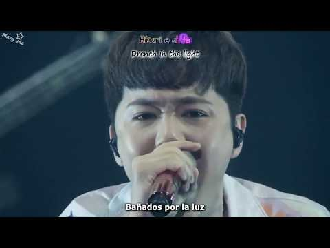 FTISLAND - Shadows Live (Sub Español & English) Karaoke