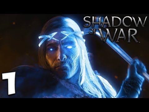 A NEW RING! Middle-Earth: Shadow of War Gameplay #1