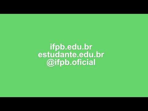 TUTORIAL DE INSCRIÇÃO NO PSCT 2018 DO IFPB