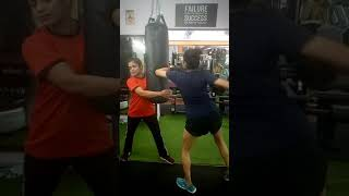 Kickboxing#fatburn workout#fatloss#fitness freak.(5)