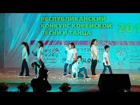 2016 KPOP festival in Bishkek, Кыргызстан  2