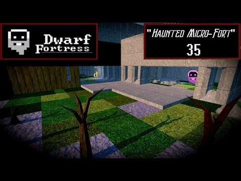 """Dwarf Fortress - #35 - """"All is Well, Almost...""""   (Let's Play / Gameplay: 0.42 - 2016)"""