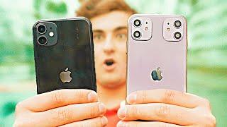 iPHONE с АЛИЭКСПРЕСС vs ОРИГИНАЛ