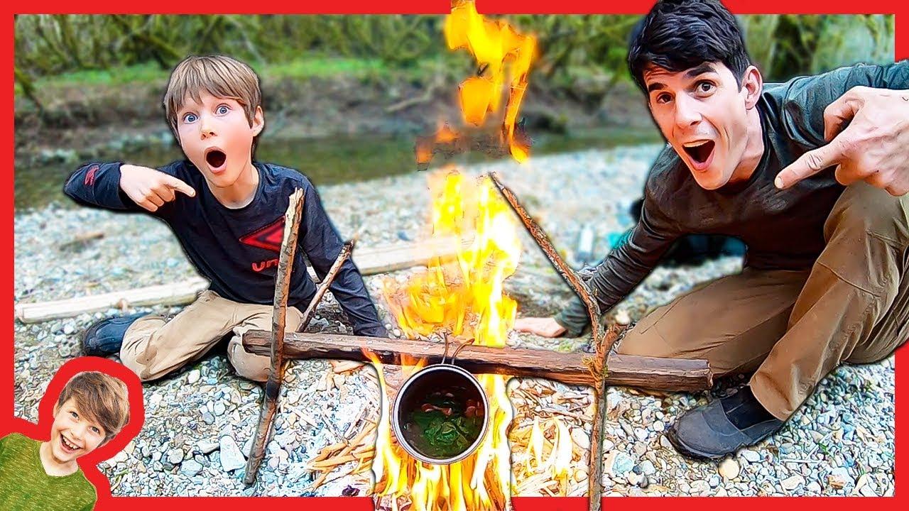 Download Father Son Nick's Sticks Survival Soup Adventure!