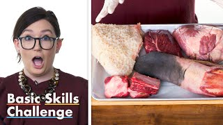 50 People Try to Guess Cuts of Beef | Epicurious
