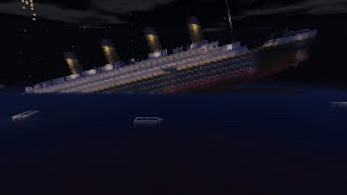the minecraft titanic (the minecraft past EP 1)