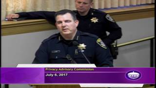 Oakland Privacy Advisory Commission - License Plate Readers
