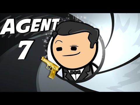 Agent 7 (German Dub) - Cyanide & Happiness Shorts