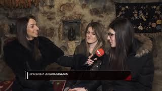 Trebinje: Badnjaci u ognjištu starom 200 godina (06.01.2019.)