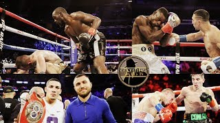 Live Review: Bud Stops Mean Machine in 9 | Lopez Ices Commey in 2 Rds | Lopez vs Lomachenko PPV TLK
