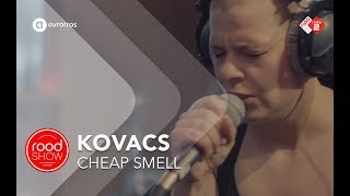 Kovacs - 'Cheap Smell' live @ Roodshow Late Night