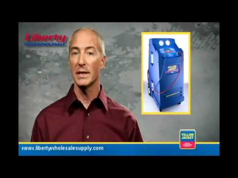 Yellow Jacket - Refrigerant Management System - RMS37880 Training