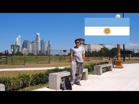 Z plecakiem w ARGENTYNIE #2 (północ, Misiones, Buenos Aires)