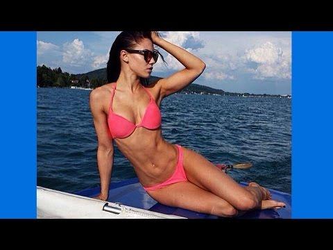Stephanie Davis in Bikinis