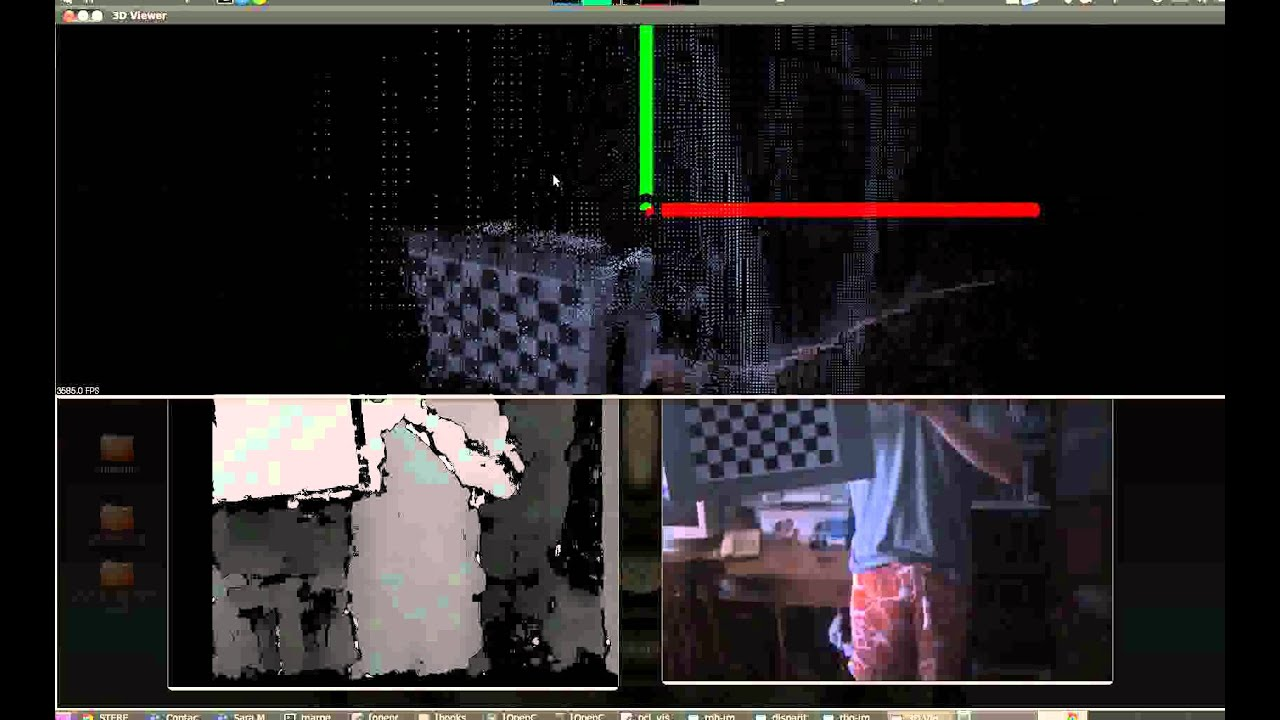 3D RECONSTRUCTION WITH OPENCV AND POINT CLOUD LIBRARY | Martin Peris