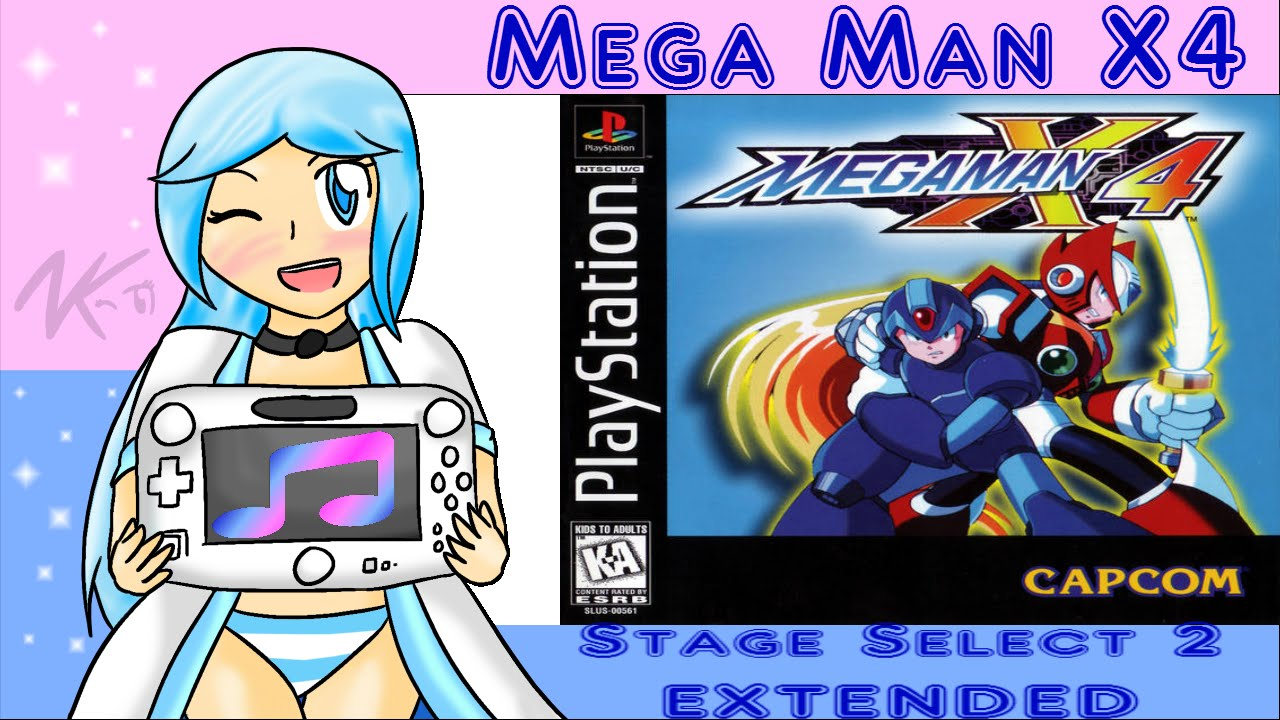 Mega Man X4 Stage Select 2 Theme Extended