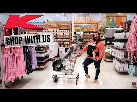 KMART SHOP WITH ME + HAUL AUSTRALIA 2018