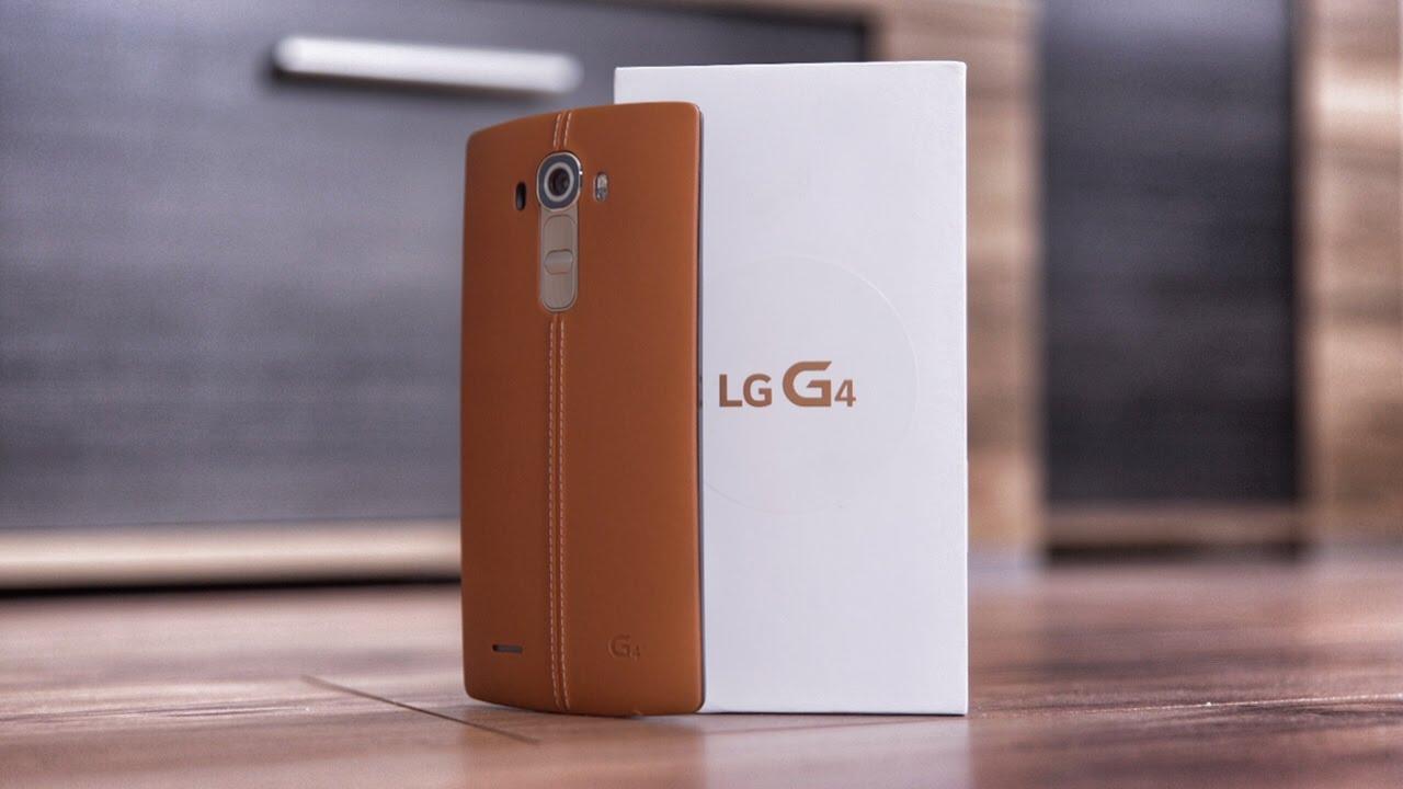 Lg g4 smartphone lg deutschland - Lg G4 Unboxing Und Erster Eindruck Echtleder Version Felixba