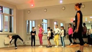 UNIDANCE-Penza открытый урок детской группы