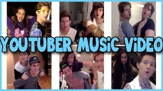 NEVER ENDING RUNS (MUSIC VIDEO) w/ YOUTUBER FRIENDS