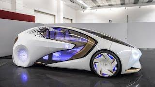 Невероятные концепты автомобилей. (Часть 1)