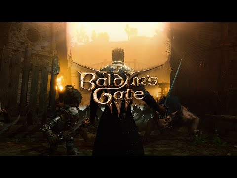 Baldur's Gate 3 Early Access Release Window Announcement Trailer