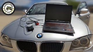 COMMENT RÉALISER UN DIAGNOSTIC AUTO AVEC LA VALISE DS150E SUR UNE BMW SÉRIE 1 118D (DELPHI 2016.0) ?