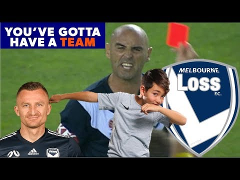 IF THE MELBOURNE VICTORY YOU'VE GOTTA HAVE A TEAM VIDEO WAS HONEST